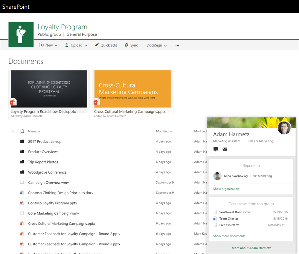 sharepoint-innovations-further-advance-intelligence-and-collaboration-in-office-365-2
