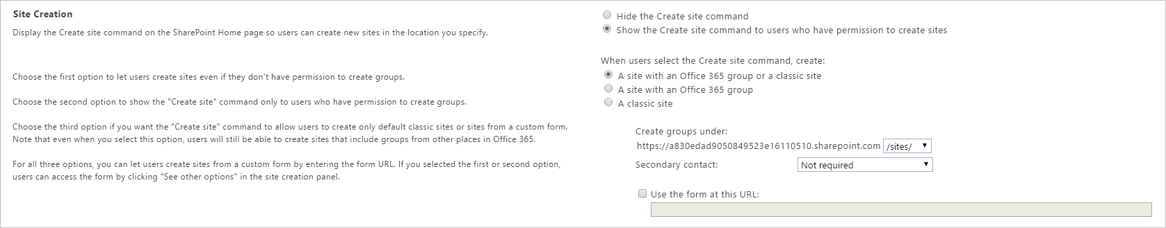create-connected-sharepoint-online-team-sites-in-seconds-3
