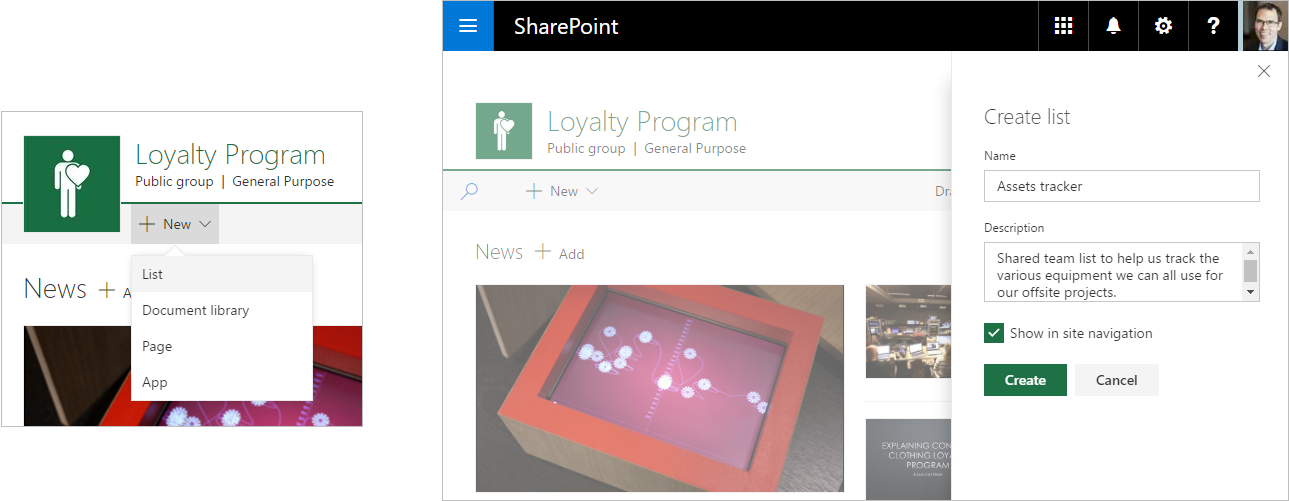 create-connected-sharepoint-online-team-sites-in-seconds-5