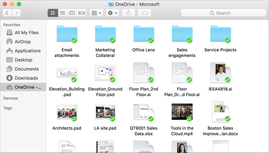 OneDrive brings new file collaboration 1