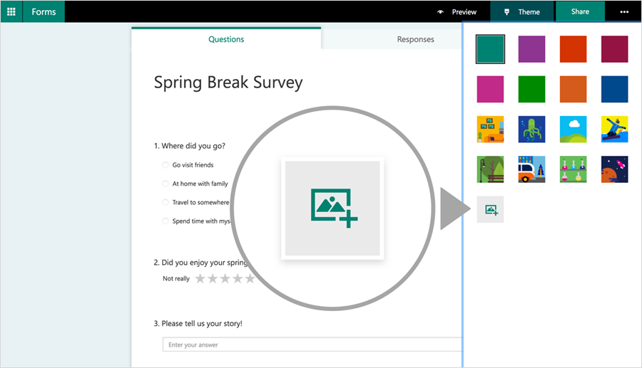 New Educator Focused Features In Microsoft Forms Microsoft 365 Blog