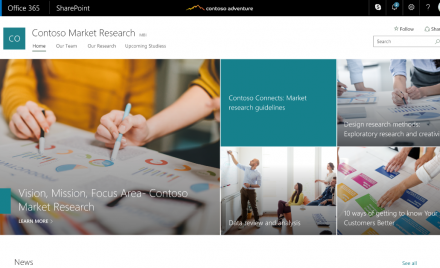 Image for: New SharePoint and OneDrive capabilities accelerate your digital transformation