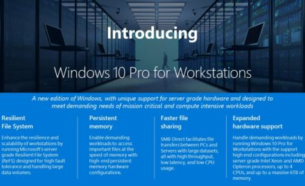 Image for: Windows 10 Pro for Workstations