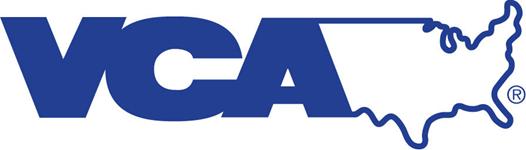 VCA logo.