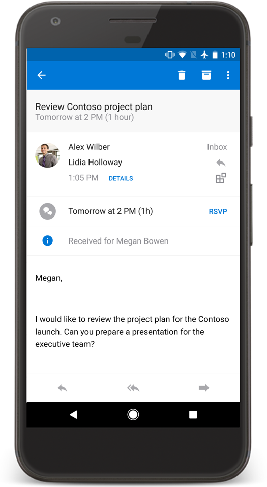 Outlook for iOS and Android is adding your most requested calendar ...