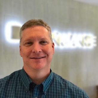 Picture of Craig Preston, IT vice president of infrastructure and operations at Nuance Communications.