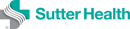 Sutter Health logo.