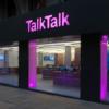 Image of a TalkTalk storefront.