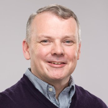 Profile picture of James Fowler, chief information officer at GE.