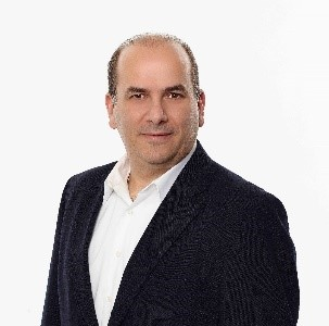 Image of George Katsouris, Global IT VP, Operations & Services at Coty.