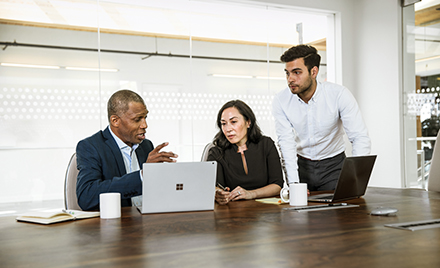 Image for: New to Microsoft 365 in April—tools for the modern workplace