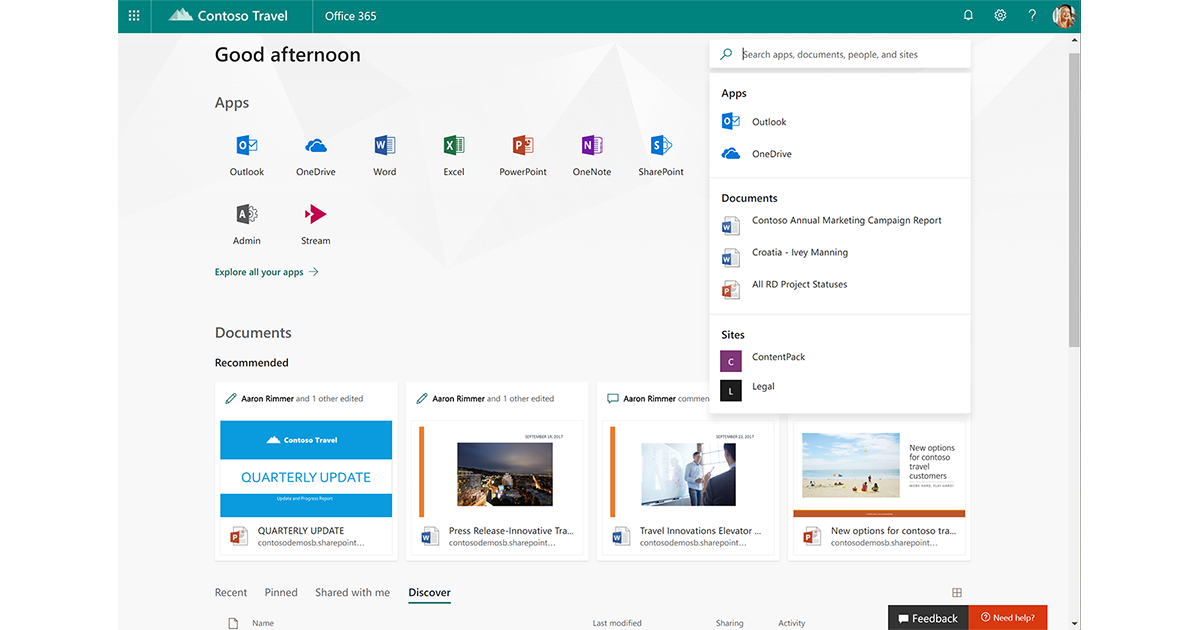 SharePointpalooza: It's SharePoint week and there are too many changes to post them all (so here's a good summary)