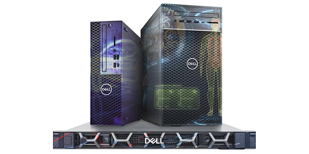 Dell debuts 'world's most powerful 1U rack workstation
