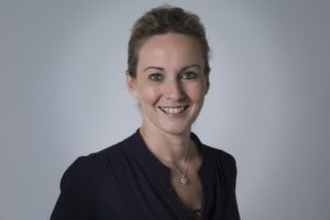 Profile picture of Amel Hammouda, chief transformation officer at Air France and a member of the Air France executive committee.