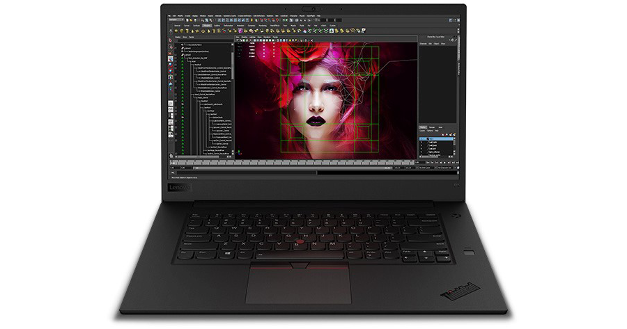 New Lenovo ThinkPad P1 mobile workstation combines style and power