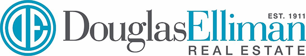 The Douglas Elliman logo.