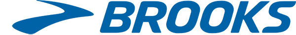 The Brooks logo.