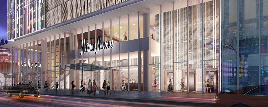 Neiman Marcus deepens customer relationships using Office 365