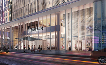 Image of a Neiman Marcus building.