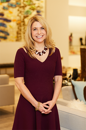 Image of Sarah Miller, CIO at Neiman Marcus Group.