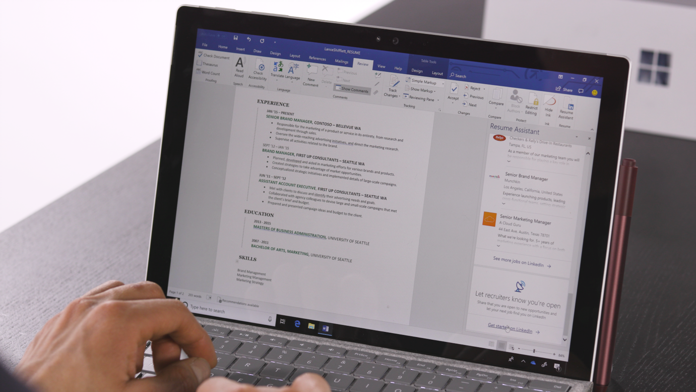5 Tricks For Word In Office 365 Microsoft 365 Blog