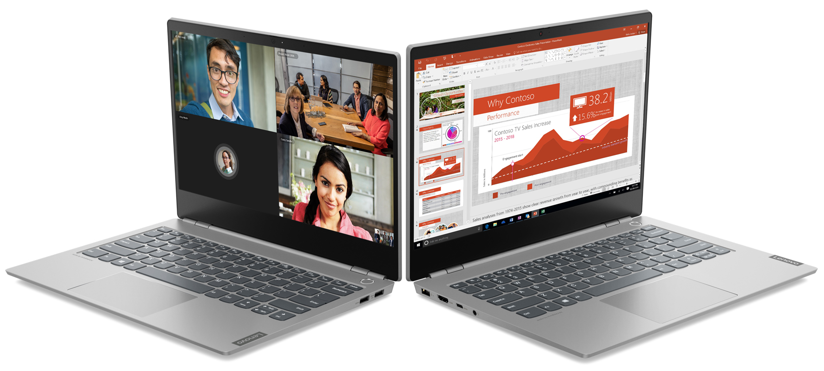 Lenovo's new ThinkBook S series—built for business