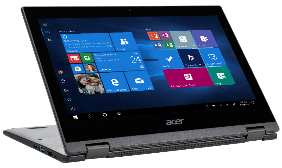 Image of the Acer Spin 1.