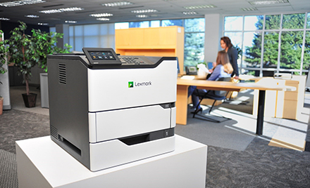 Image for: Printing in the cloud—Lexmark digitizes its future with a modern workplace and Microsoft 365