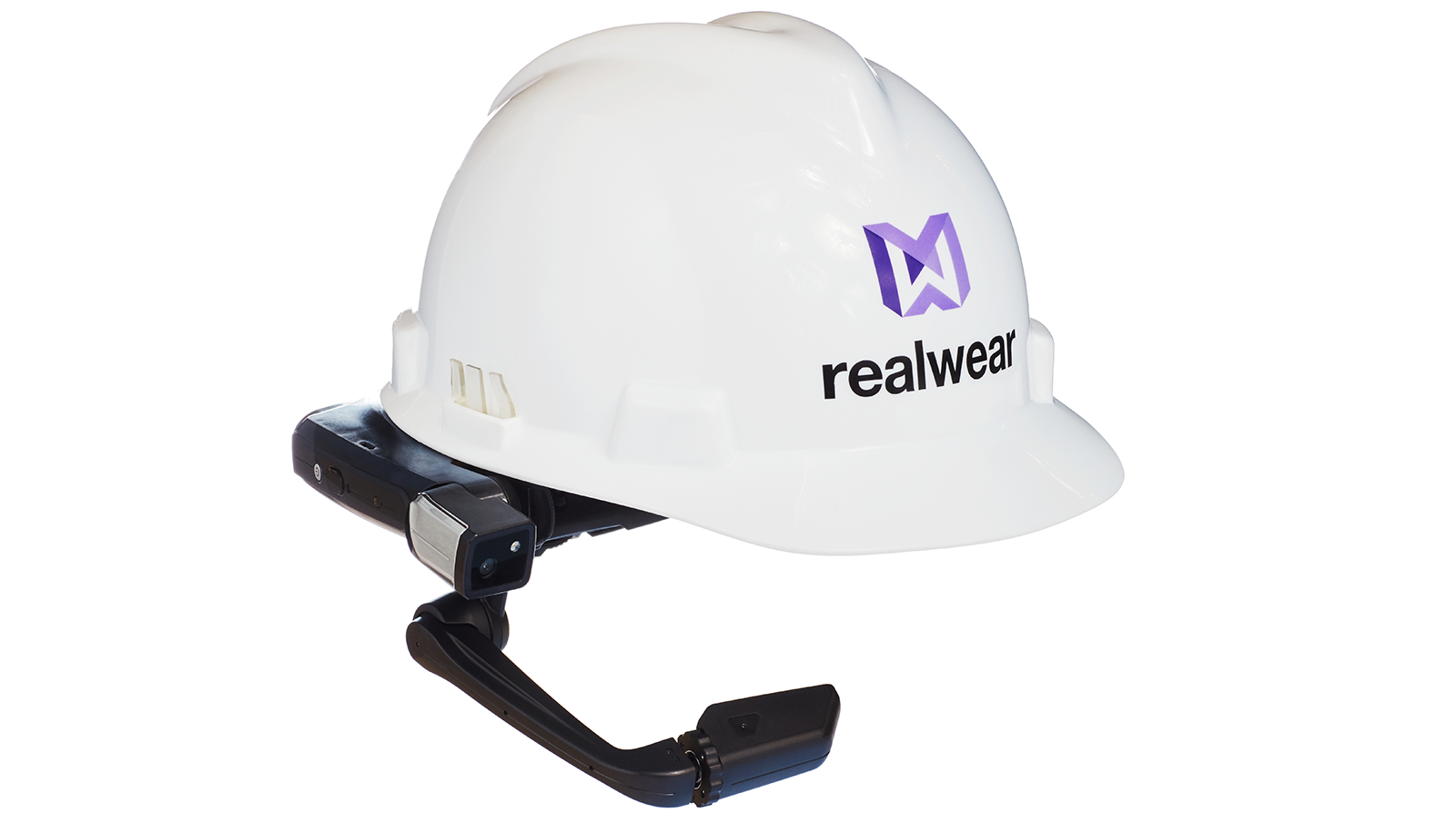 Image of a RealWear helmet.
