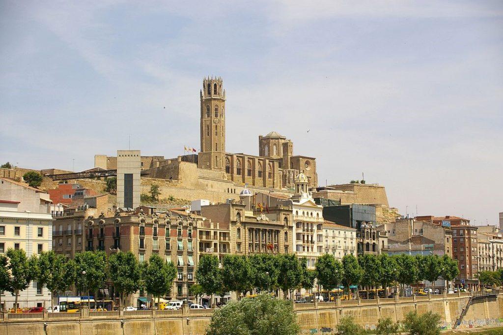 City of Lleida.