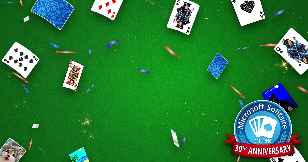 Solitaire custom background in Microsoft Teams