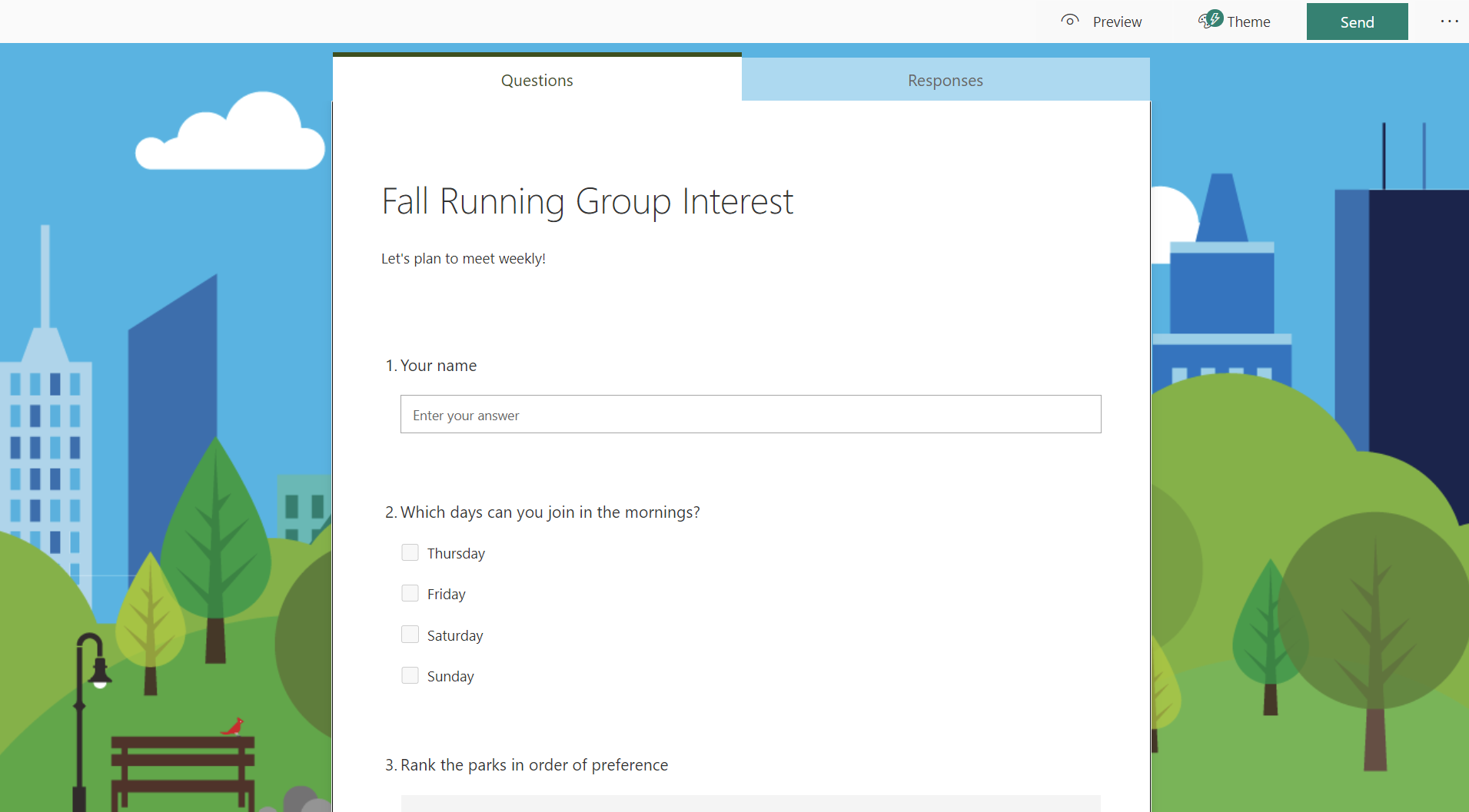 Forms Consumer Blog Falling Running Group