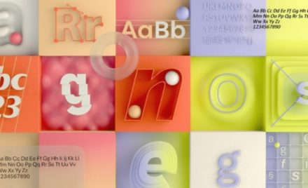 Image for: Image showcasing the five new fonts for Microsoft Office