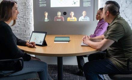 Image for: How Microsoft approaches hybrid work: A new guide to help our customers