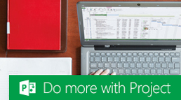 Microsoft Project webcast series