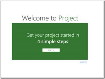 microsoft project 2013 templates