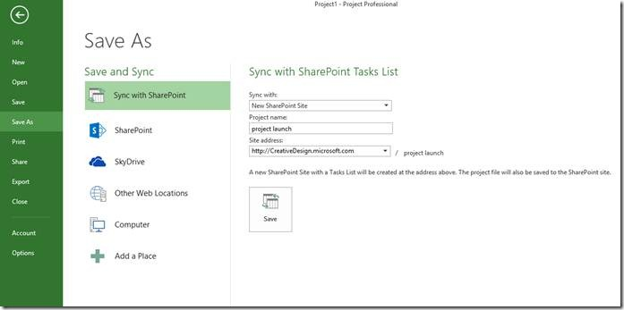 Sharepoint Tasks List Plus Project  Better Together  Microsoft