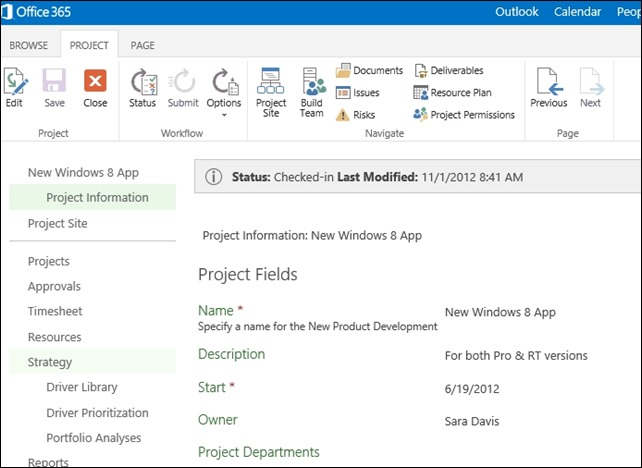 Demand Management And Ideation In Microsoft Project Online Microsoft 365 Blog