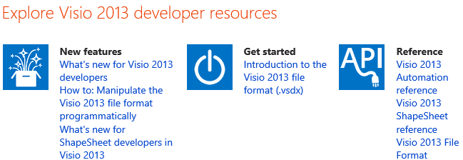 10 tips for developers working with the Visio VSDX file