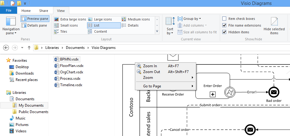 download microsoft visio 2010 free for windows 7