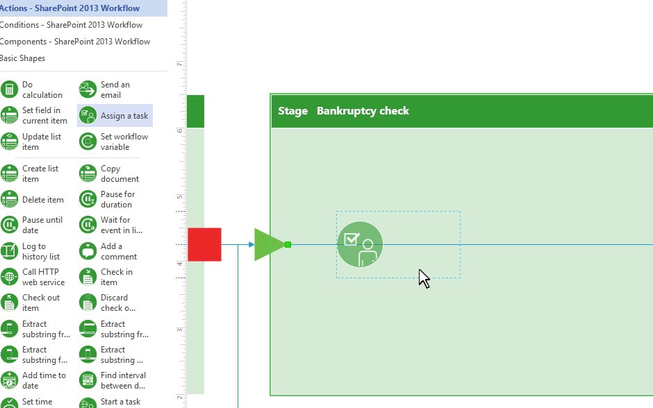 Sharepoint 2013 workflows in visio microsoft 365 blog adding actions to a sharepoint 2013 workflow in visio ccuart Choice Image