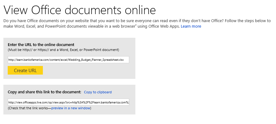 Office Web Viewer: View Office documents in a browser - Microsoft