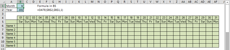 using conditional formatting to highlight dates in excel microsoft
