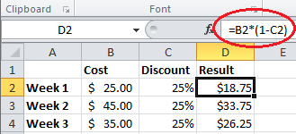 how to change numbers to us currency in excel 2010