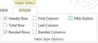 Slicer design options