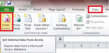 Updating access database from excel jazzed dating