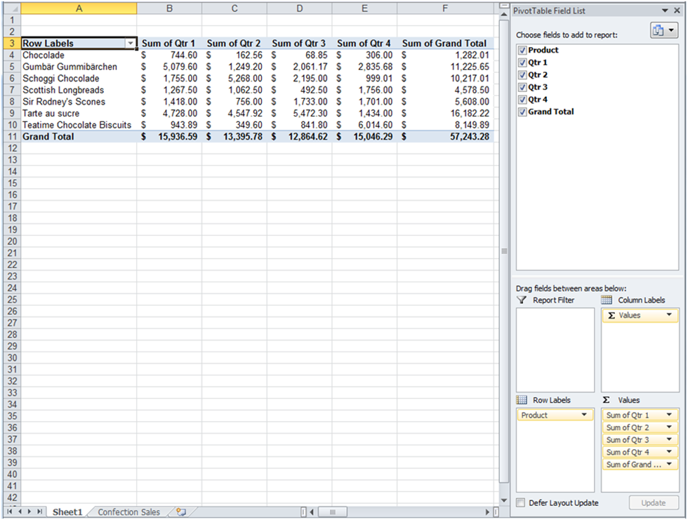 You Asked About Pivot Tables Video Microsoft 365 Blog