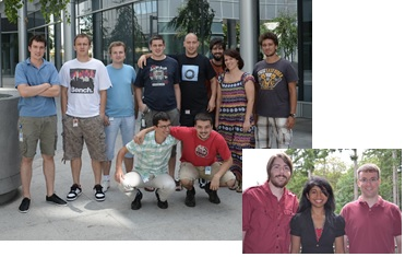 Picture of the PDF Reflow team