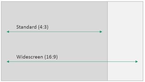 powerpoint 2013 widescreen presentations microsoft 365 blog