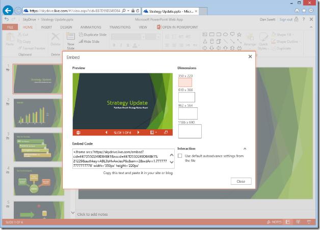 the new powerpoint web app microsoft 365 blog